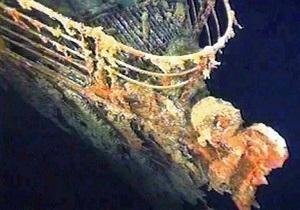 Ученые: Через семь лет останки Титаника поглотят неизвестные бактерии