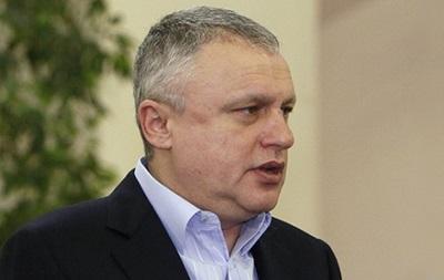 Суркис требует от Динамо бороться за золото чемпионата