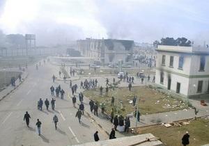 МИД: 170 граждан Украины выразили желание покинуть Ливию