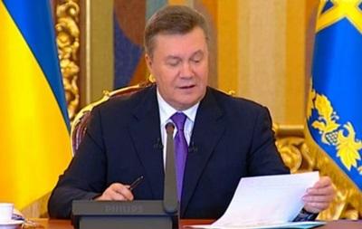 Янукович: В Украине не хватает политической культуры