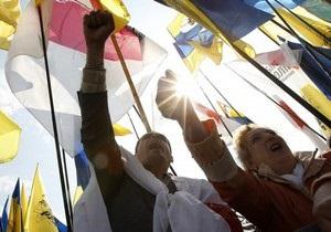 Завтра оппозиционные силы сообща выступят против ратификации соглашения по ЧФ РФ