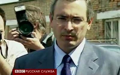Михаил Ходорковский: история обвинений