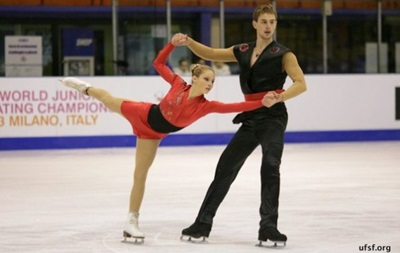 Українські фігуристи виграли золото на міжнародних змаганнях у Києві