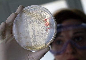 Ученые определили штамм бактерии E.coli
