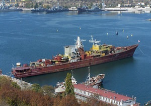 Из состава ЧФ РФ вывели один из боевых кораблей