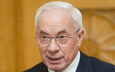 МВФ - помощь - Азаров - У Украины нет необходимости в помощи МВФ - Азаров