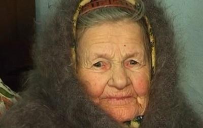 Украинка готова побороться за звание старейшей женщины в мире