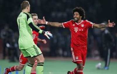 Бавария побеждает в финале клубного Чемпионата мира