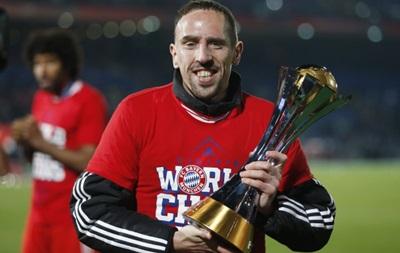 Рибери признан лучшим игроком клубного чемпионата мира