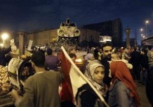 В Египте грабят христианские церкви