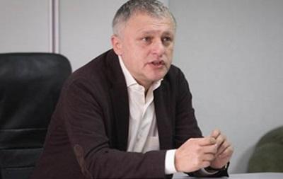 Суркис: Критики Блохина раньше на Майдане пели песни в его адрес