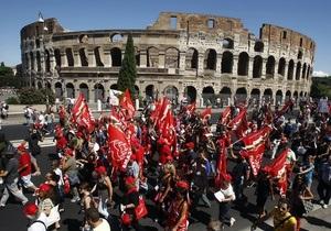 Корреспондент: Укрощение строптивой. Италия на пороге введения мер строгой экономии бюджета