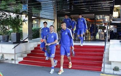 Динамо планирует после праздников отправится в Испанию