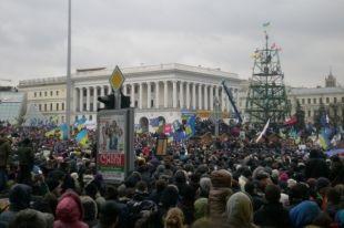 Депутатов львовского горсовета, уехавших в Киев на Евромайдан, просят вернуться к работе