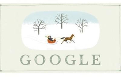 Украинский Google запустил праздничный дудл