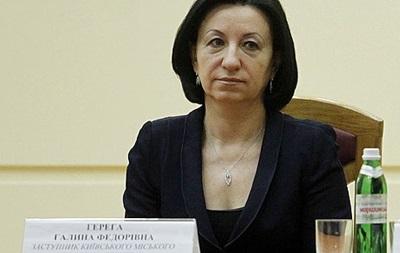 Оппозиция заблокировала заседание Киевсовета