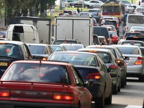 В Киеве завтра ограничат движение на шести улицах