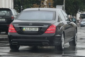 В Украине появятся новые автомобильные номера