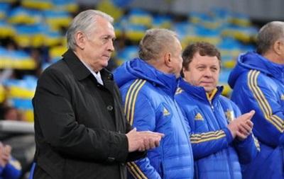 Сборная Алжира хочет сыграть с Украиной перед ЧМ-2014
