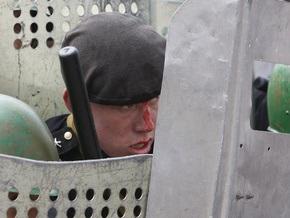 Молдавская полиция сняла оцепление вокруг резиденции президента