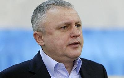 Президент Динамо: Надеюсь, с возвращением Гармаша в команду придут и успехи