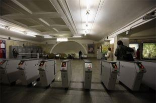 Харьковское метро парализовано из-за самоубийцы