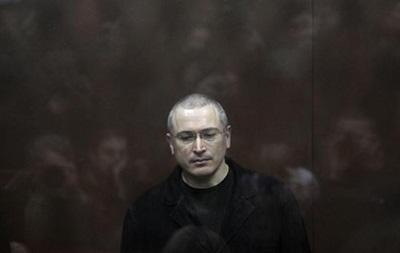 Ходорковский намерен отправиться в Швейцарию