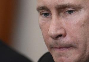 Путин уволил высокопоставленных сотрудников МВД