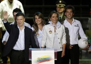На президентских выборах в Колумбии победил кандидат от правящей партии