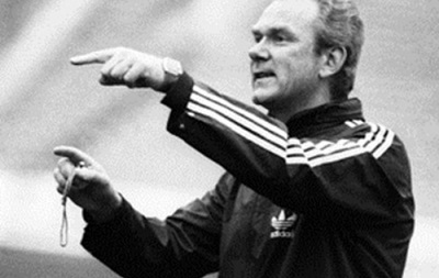 Валерий Лобановский и Алекс Фергюсон - самые великие тренеры в истории футбола