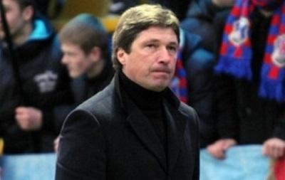 Экс-тренер Арсенала возглавил черкасский Славутич