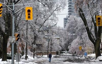 В результате шторма в США и Канаде погибли около 30 человек