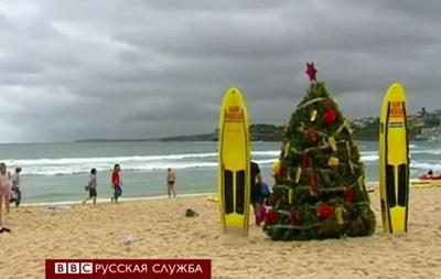 Как отмечали Рождество по всему миру