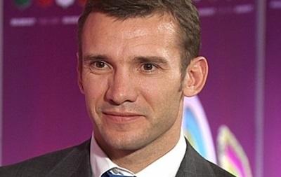 Андрей Шевченко: Футболку Милана я буду любить всю жизнь