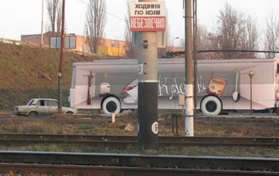 В Луцке под пассажирским поездом погибли две женщины