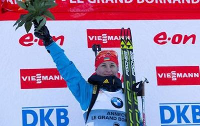 Валя Семеренко стала лучшей спортсменкой декабря