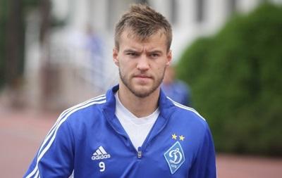 Капитаны клубов Премьер-лиги признали Ярмоленко лучшим игроком Украины