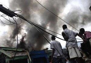 Власти Гаити подтвердили гибель 75 тысяч человек в результате землетрясения
