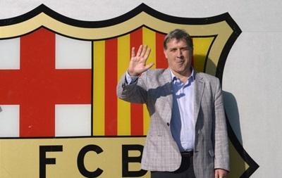 Вице-президент Барселоны опроверг уход главного тренера