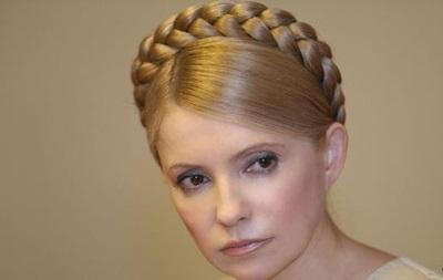 В больницу, где лечится Тимошенко, приехал кортеж