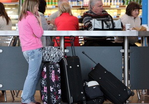 В одесском аэропорту из-за вулканического облака отменили ряд рейсов
