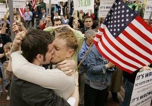 Парламент Калифорнии принял закон об изучении в школах достижений гомосексуалистов