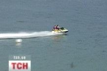 В Одесской области сын бывшего работника СБУ на скутере протаранил лодку с отдыхающими