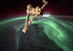 Новости науки - МКС - космос: Астронавты проложат кабель связи на внешней поверхности МКС