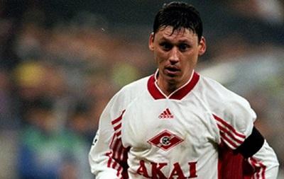 Умер великий украинский футболист Илья Цымбаларь