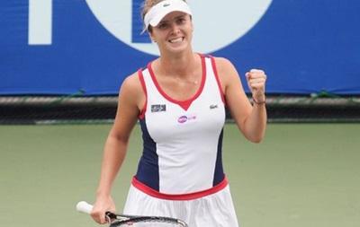 Теннис. Свитолина начала сезон с победы