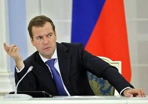 Медведев снова заявил, что решение об ударе по Грузии в 2008 году он принял сам