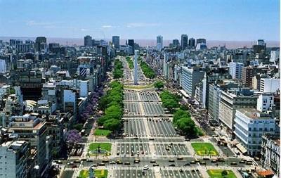 Из-за жары в Буэнос-Айресе введено чрезвычайное положение
