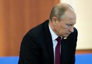 Путин - самый неприятный человек на свете. Обозреватель Forbes сравнил российского лидера со Сталиным