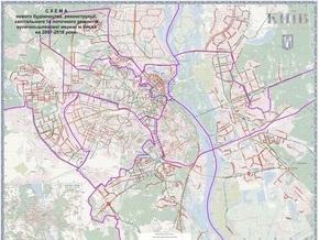 Киевские власти отрапортовали о ликвидации ям на столичных дорогах
